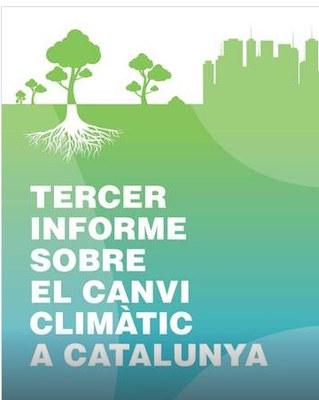 Tercer informe sobre el canvi climàtic a Catalunya.