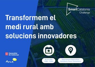 Transformem el medi rural amb solucions innovadores.