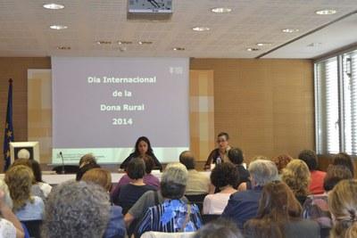 Tret de sortida als actes de celebració del Dia Internacional de la Dona Rural.