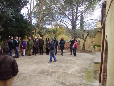 Visita formativa a organitzacions sostenibles de les Garrigues i la Ribera d'Ebre.