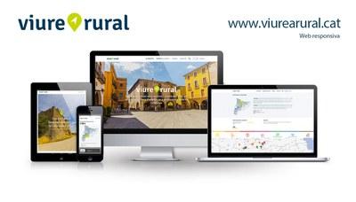 """""""Viure a rural"""", l'eina per donar un punt d'inflexió al vostre projecte de vida."""