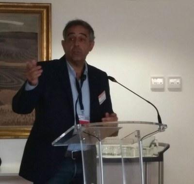 Josep Dadon - responsable de Desenvolupament Rural del DARP.