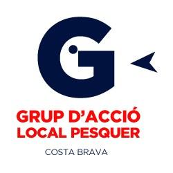 Logo Associació Grup d'Acció Local Pesquer Costa Brava.