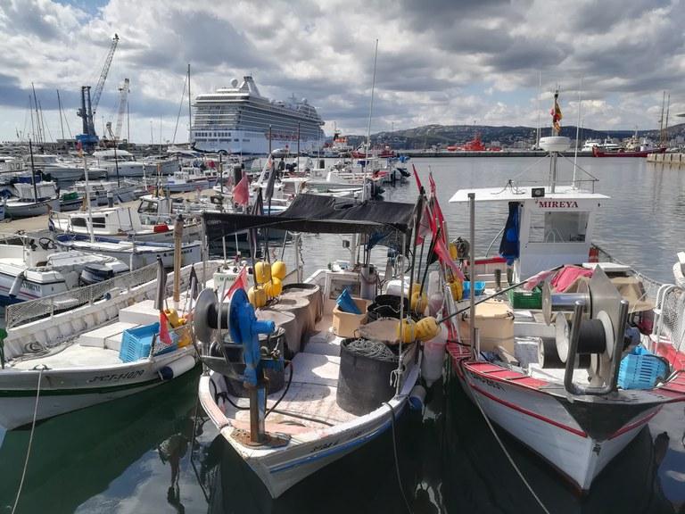 Port de Palamós (Foto: Anna Masdeu)