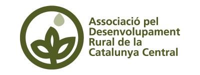 Logo Associació pel Desenvolupament Rural de la Catalunya Central.