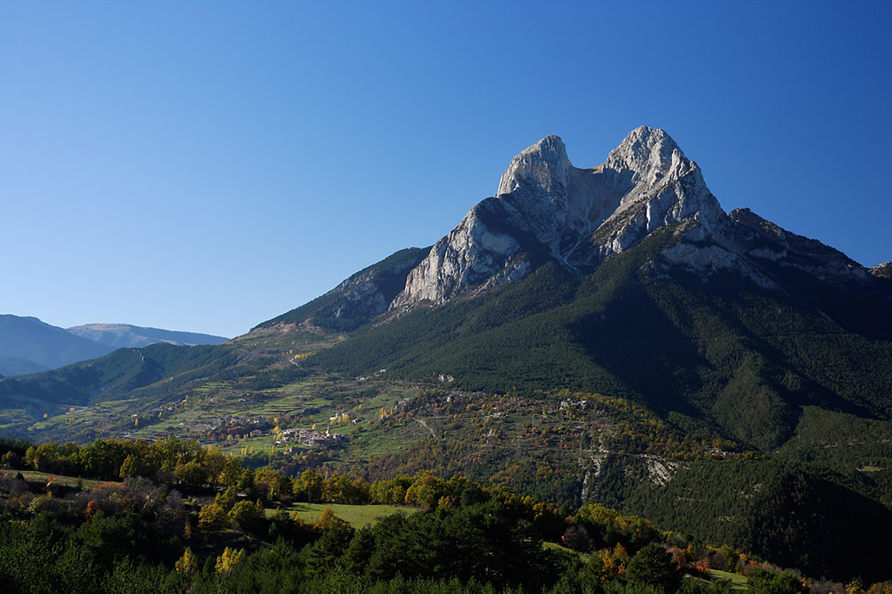 El Pedraforca (Consell Comarcal del Berguedà)
