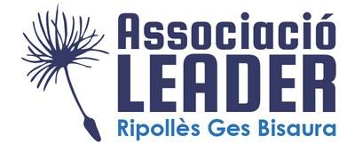 Logo Associació per la Gestió del Programa Leader Ripollès Ges Bisaura.
