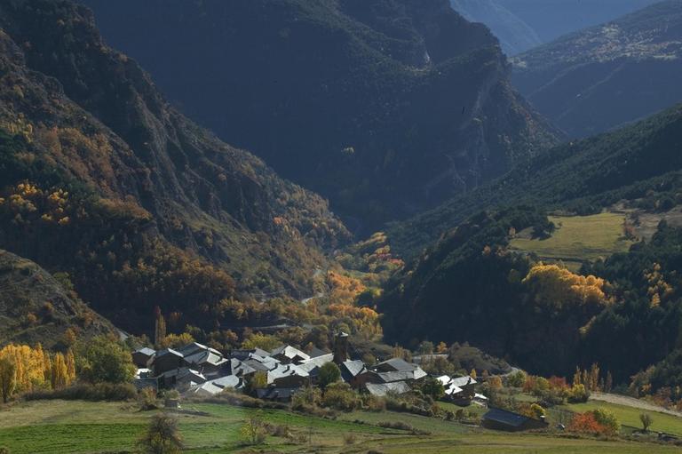 Poble d'Ars – Valls de Valira (Consell Comarcal de l'Alt Urgell)