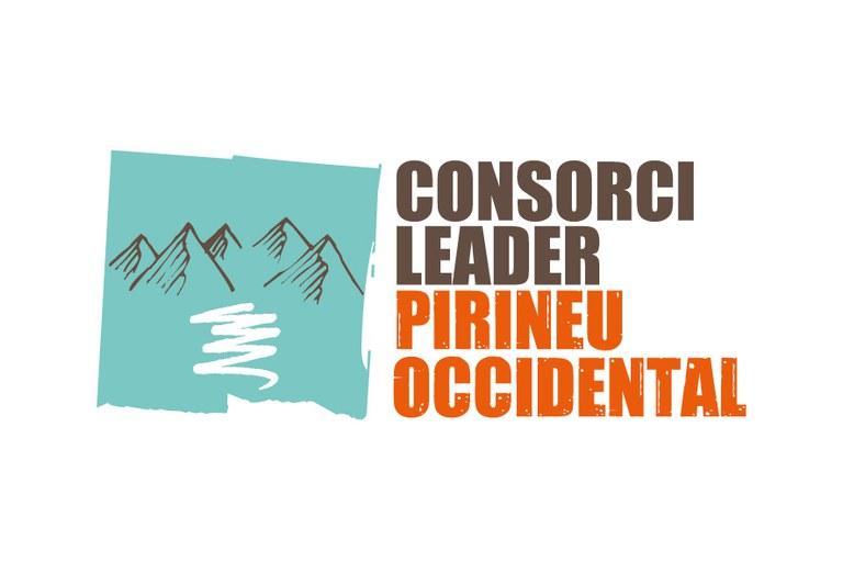 logo Consorci Leader Pirineu Occidental.