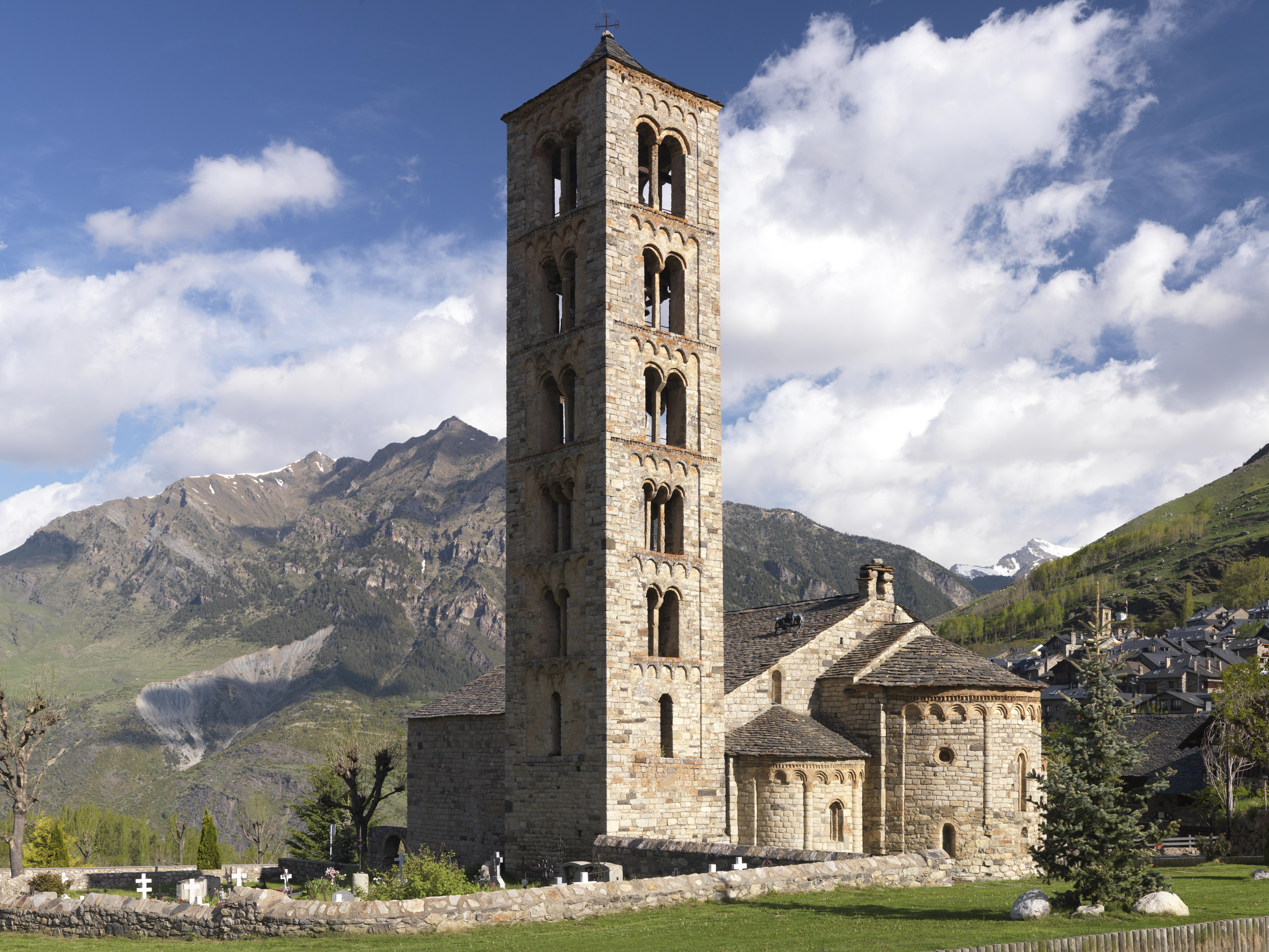 Alta Ribagorça. Sant Climent de Taüll (Centre del romànic de la Vall de Boí)