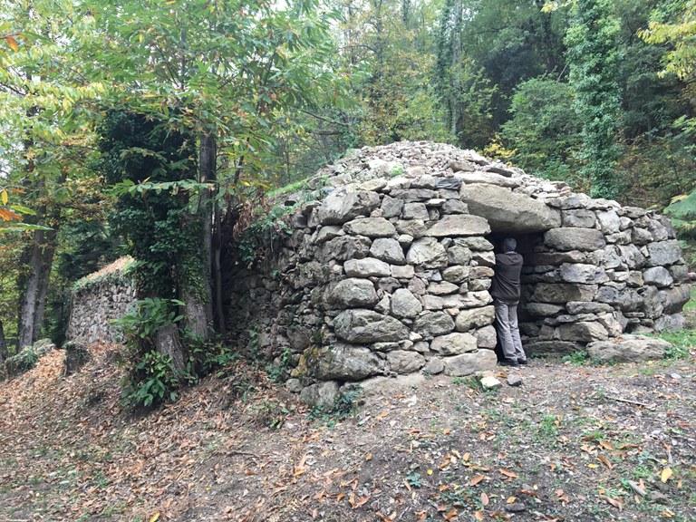 Cabana del Clot del Baladre.Taurinyà (ADRINOC)